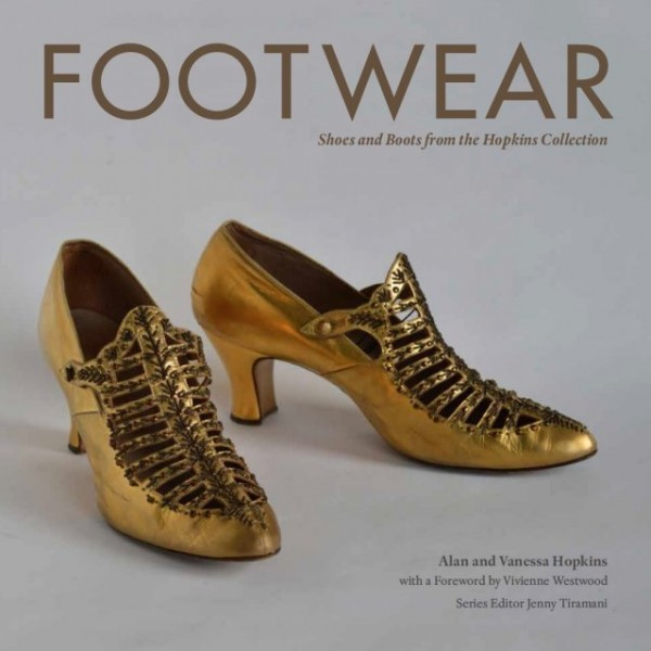 FOOTWEAR book cover